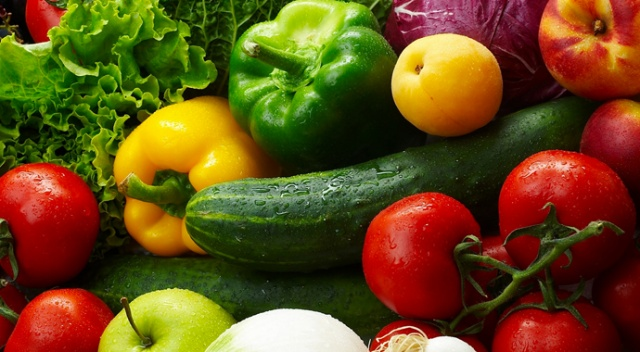 Şilede yetişen sebze ve meyveler